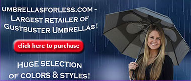 Umbrellas for Less